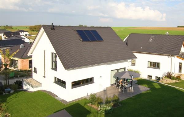 Einfamilienhaus in Wiernsheim