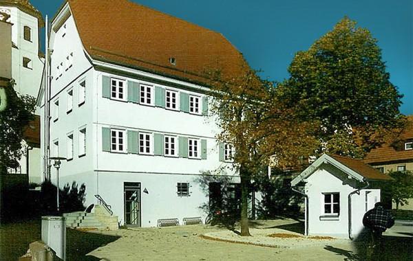 Jugendhaus in Sonnenbühl