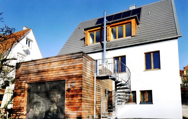 Wohnhaus Scheid in Tübingen