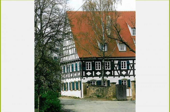 Widdumhof in Schöckingen